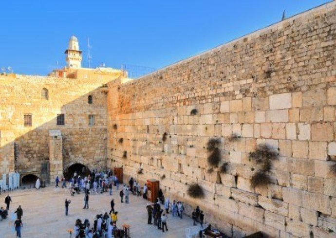 12385605-jerusalem--february-20-jews-pray-at-the-wailing-wall-february-20-2012-in-jerusalem-il-the-wall-is-th
